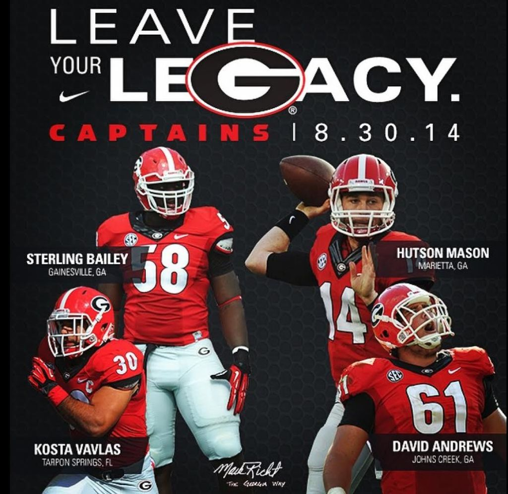 LEAVE YOUR LEGACY!
